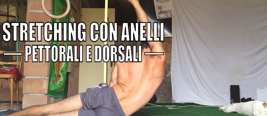stretching dorsali