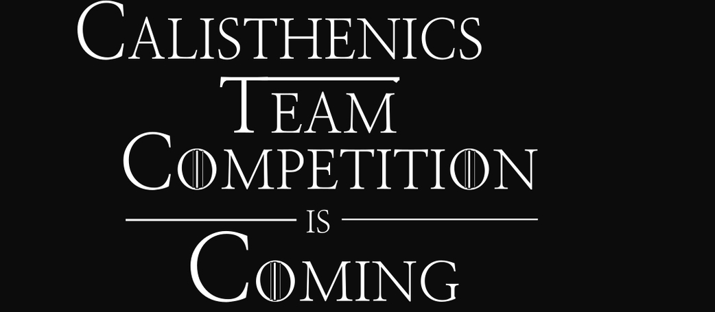 calisthenics team competition